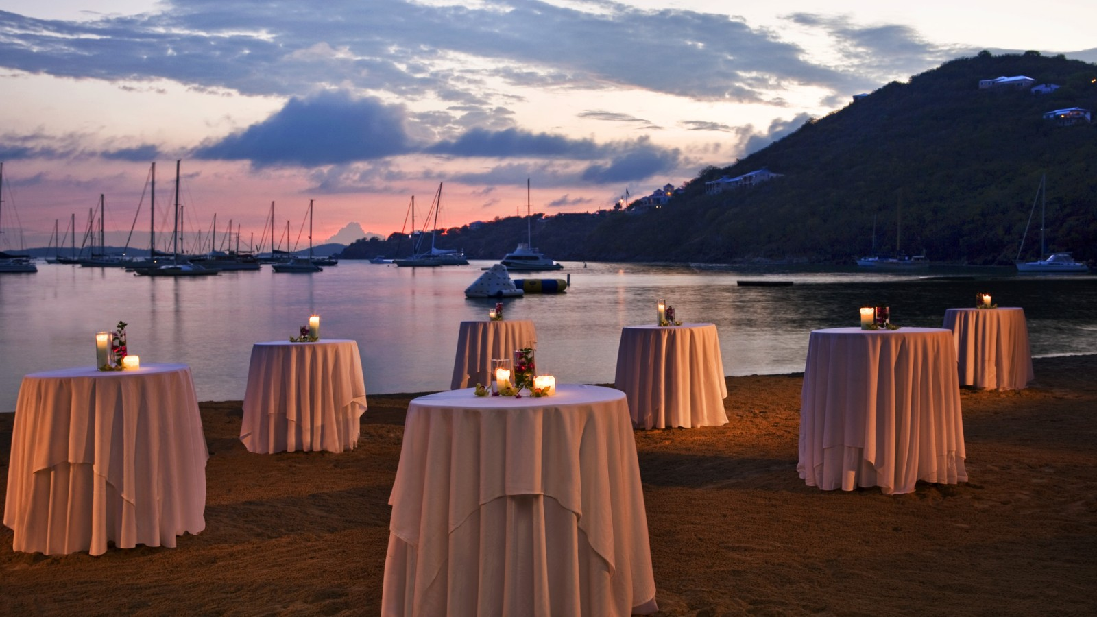 The Westin St. John Resort Villas - Weddings
